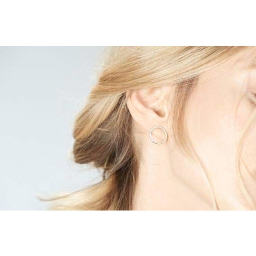 Colleen Mauer Designs Gradient Post Earrings