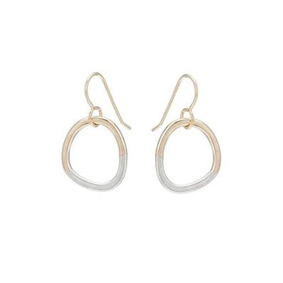 Colleen Mauer Designs Mini Gradient Stone Earrings