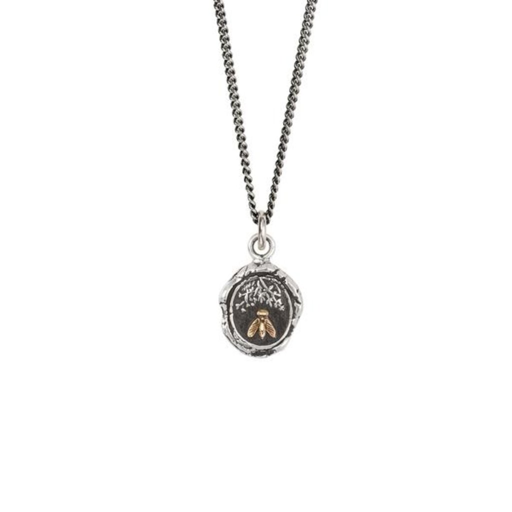 Pyrrha Tireless Talisman Necklace
