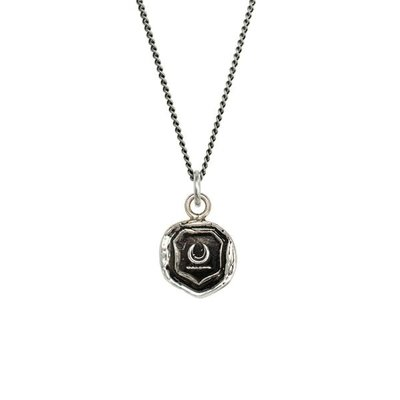 Pyrrha New Beginnings Sterling Silver Talisman Necklace