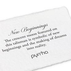 Pyrrha New Beginnings Sterling Silver Talisman Necklace