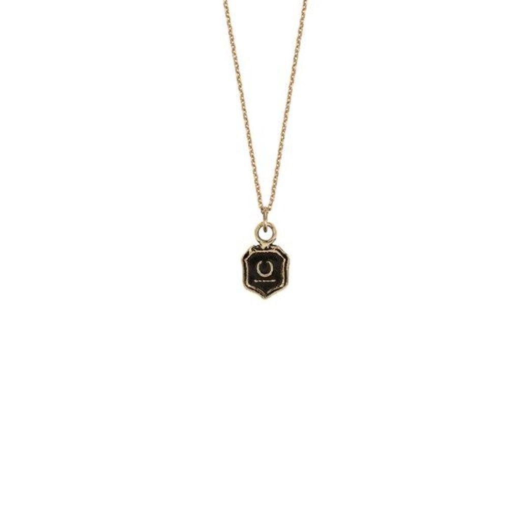 Pyrrha New Beginnings 14k Gold Talisman Necklace