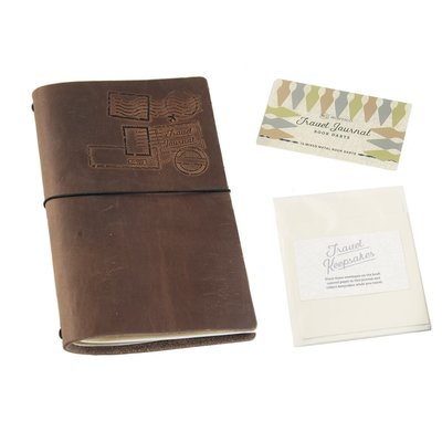Rustico Globetrotter Travel Journal