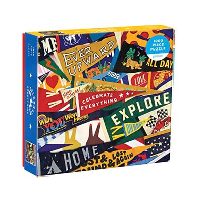 Slate Celebrate Everything 1000 piece Puzzle