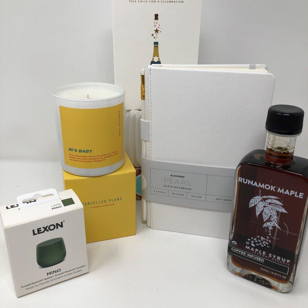 Trendy Homebody Gift Box