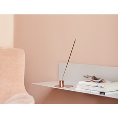 The Floral Society Copper Incense Holder