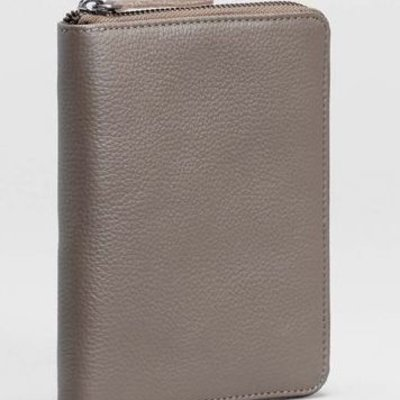 Slate Budal Passport Wallet