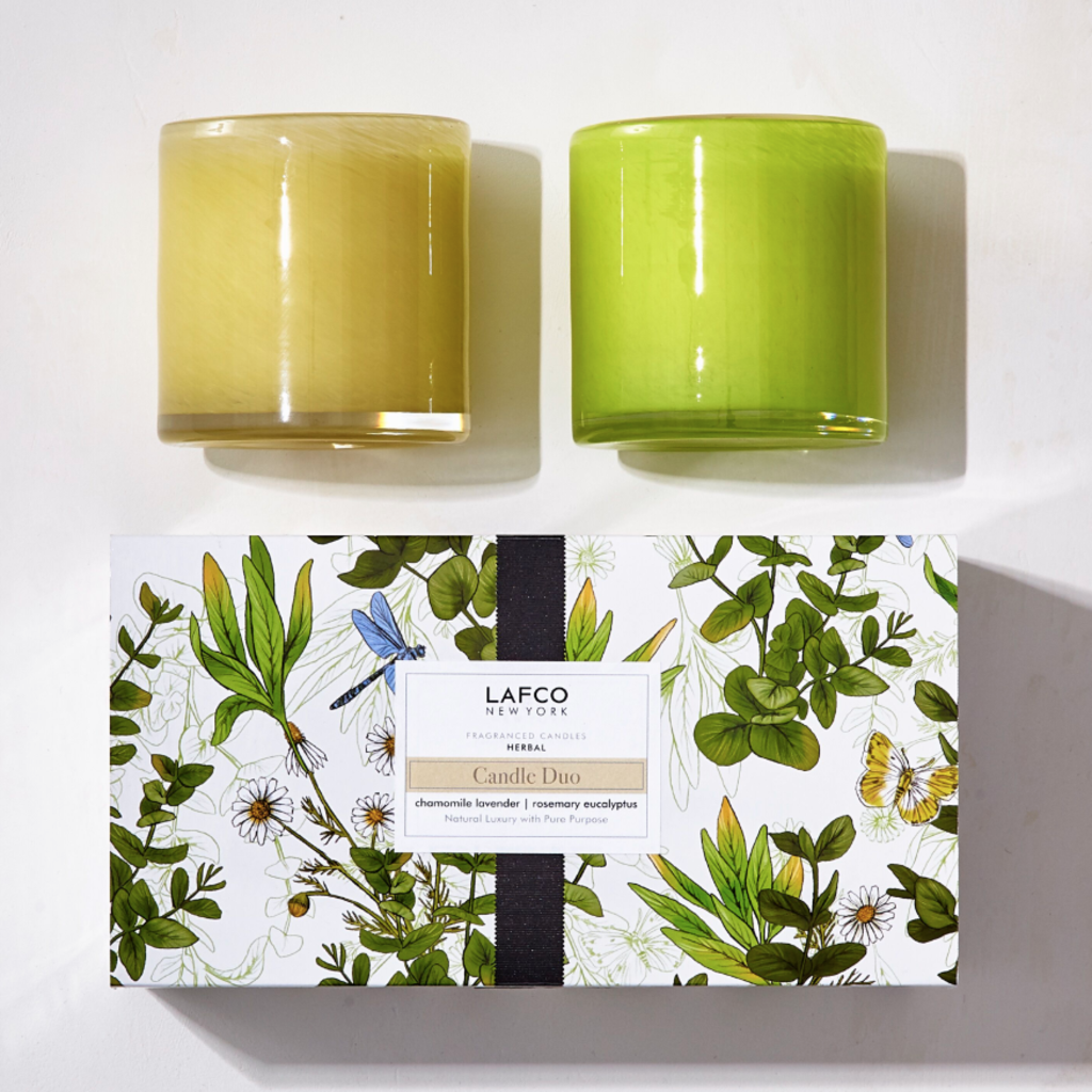 Lafco 6.5 oz Candle Duo