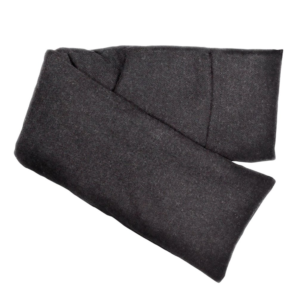 Elizabeth W Hot/Cold Pack Charcoal Wool