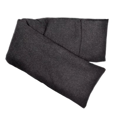 Elizabeth W Hot/Cold Pack Charcoal Wool