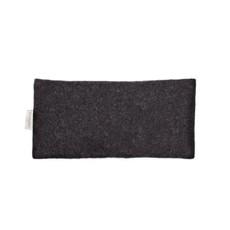 Elizabeth W Eye Pillow Charcoal Wool