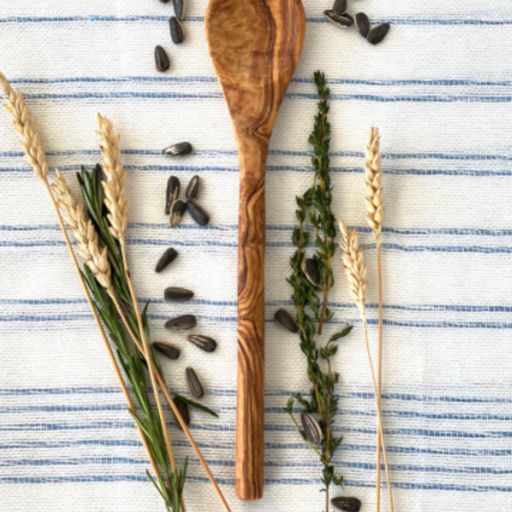 Olive Wood Medium Spoon