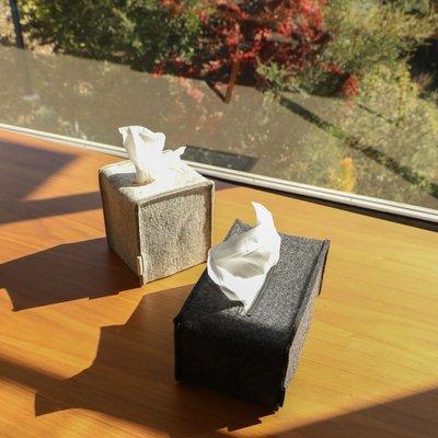 Graf Lantz Felt Tissue Box Cover