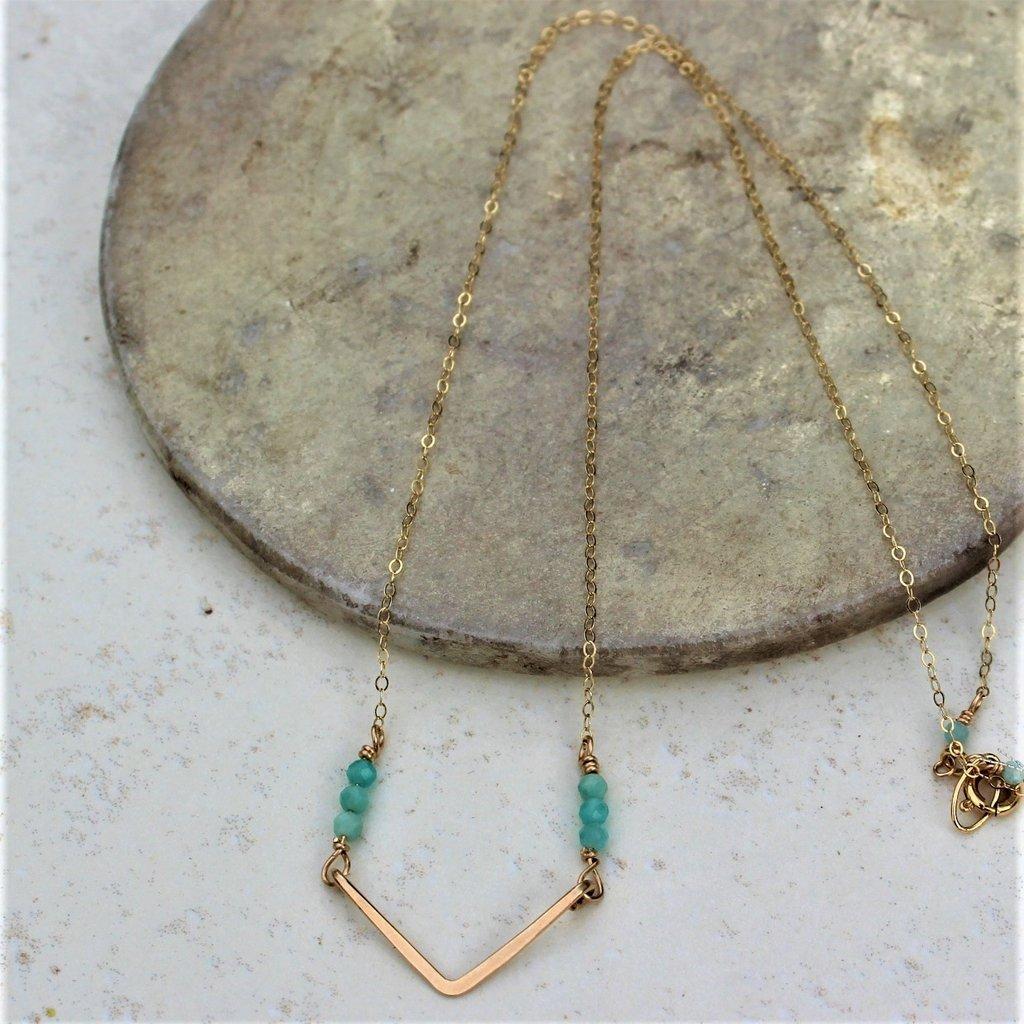 Slate Rowan Necklace