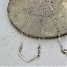 Slate Rowan Necklace
