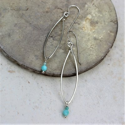 Slate Kiva Earrings