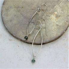 Slate Kiva Earrings