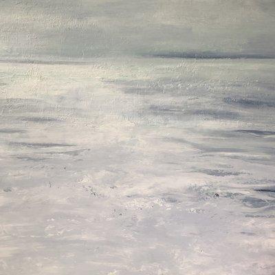 "Chloe Andrae Painting ""Paynes II"""