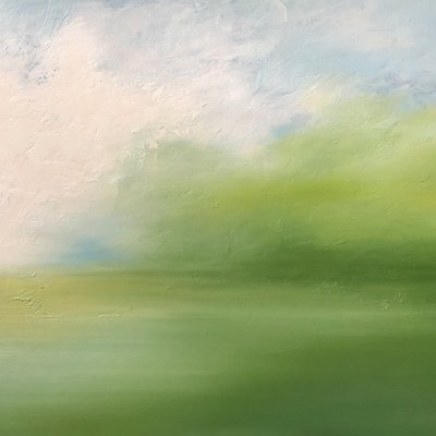 "Chloe Andrae ""Field of Green"""