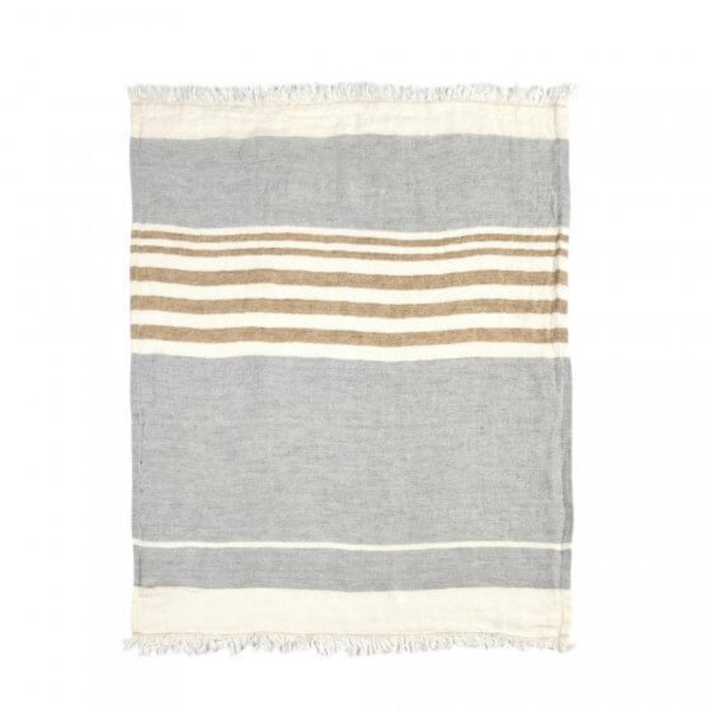 Libeco Belgian Linen Throw