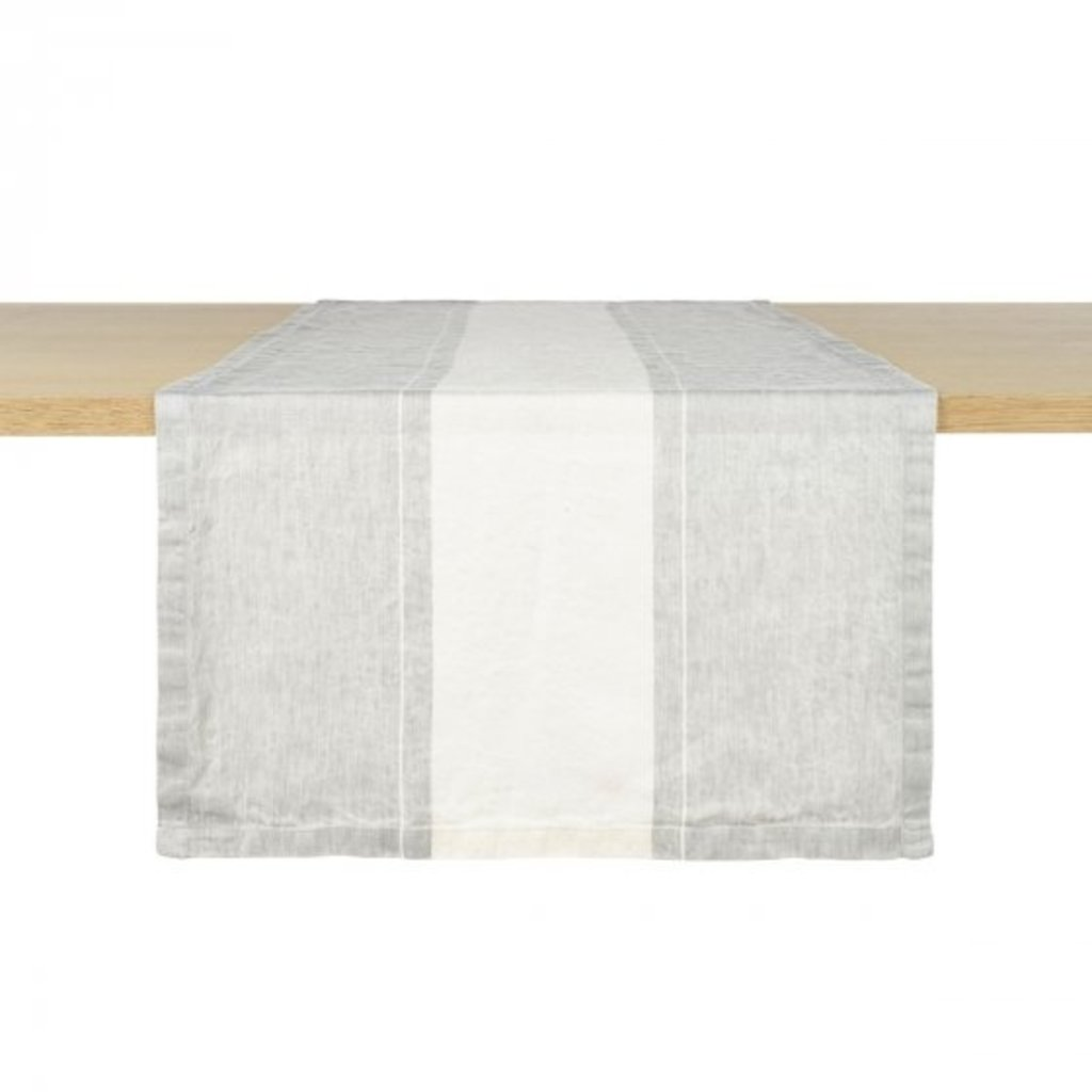 Libeco Atelier Stripe Table Runner
