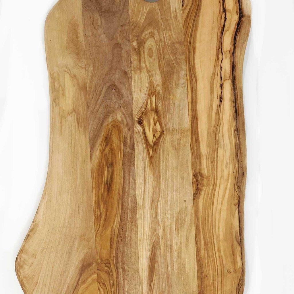 "Olive Wood Cheese Board 14.5"""