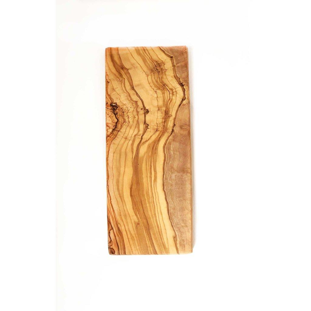Slate Olive Wood Rectangle Tray