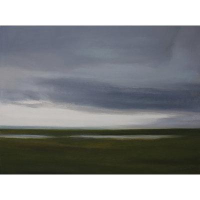 """Teresa McCue """"Storm Coming"""" - 42x35"""""""