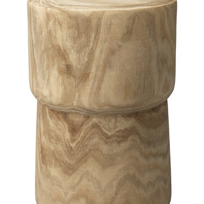 Slate Yucca Side Table