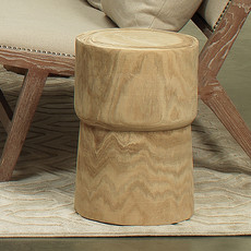 Slate Yucca Side Table