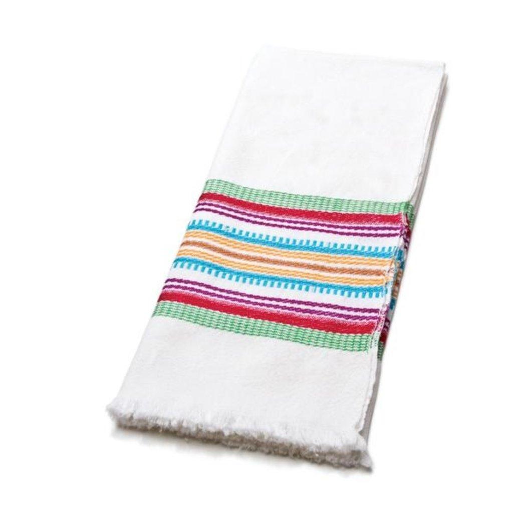 Slate Woven Kitchen Towel