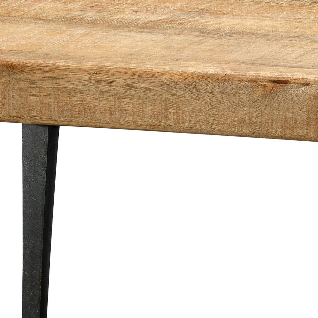 Slate Modern Farmhouse Coffee Table