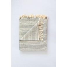 Evangeline Alpaca/Merino Wool Throw