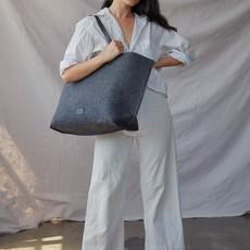 Graf Lantz Hana Felt Boat Bag