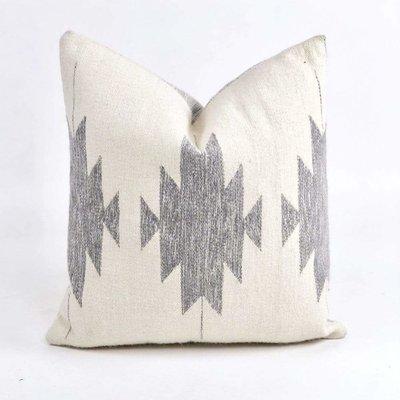 Handwoven Amba Pillow