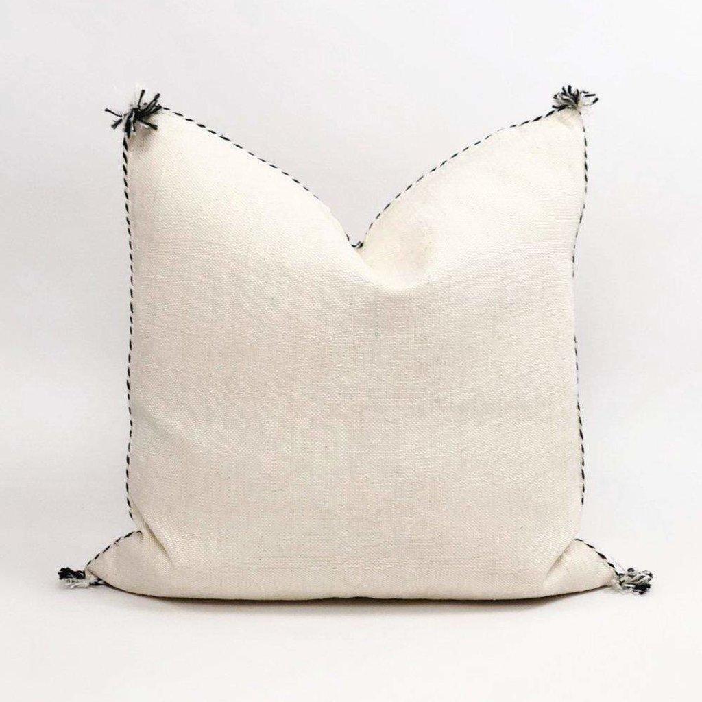 "Handwoven 20"" Rayan Pillow"