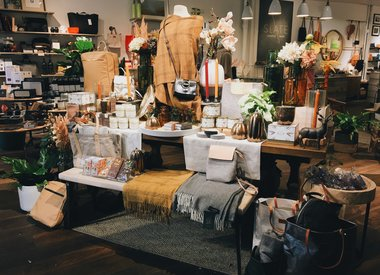 Shop the Front Table