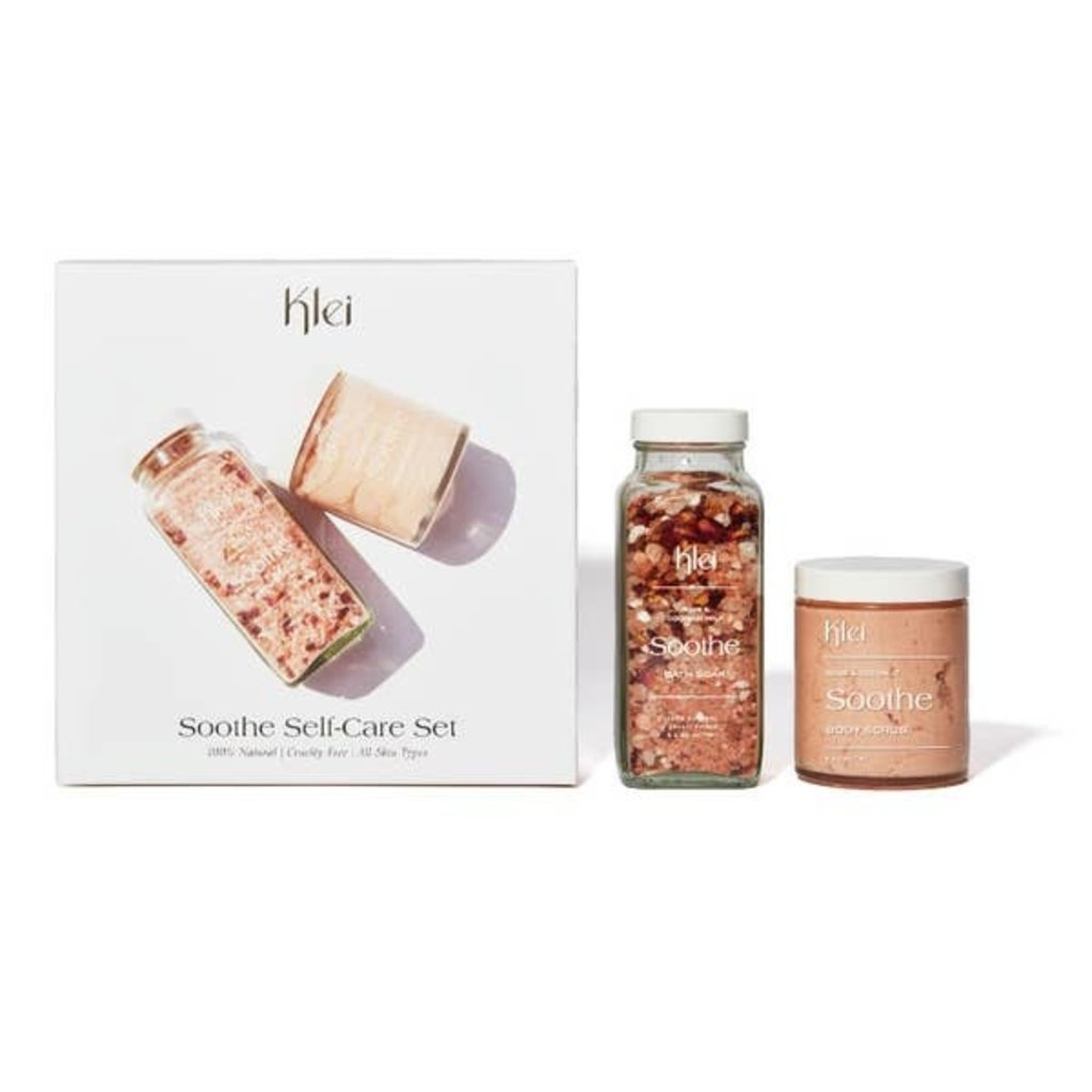 Klei Self-Care Soothe Gift Set