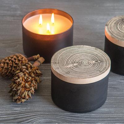 Slate Sweet Balsam 3-Wick Candle
