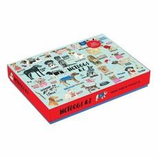 Slate Hot Dogs 1000 Piece Puzzle