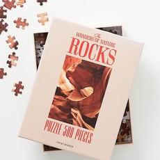 Rocks 500 Piece Puzzle