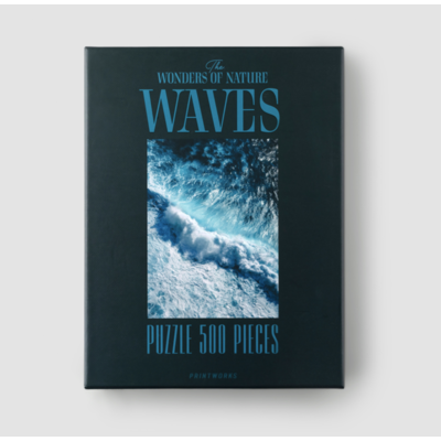 Slate Waves Puzzle
