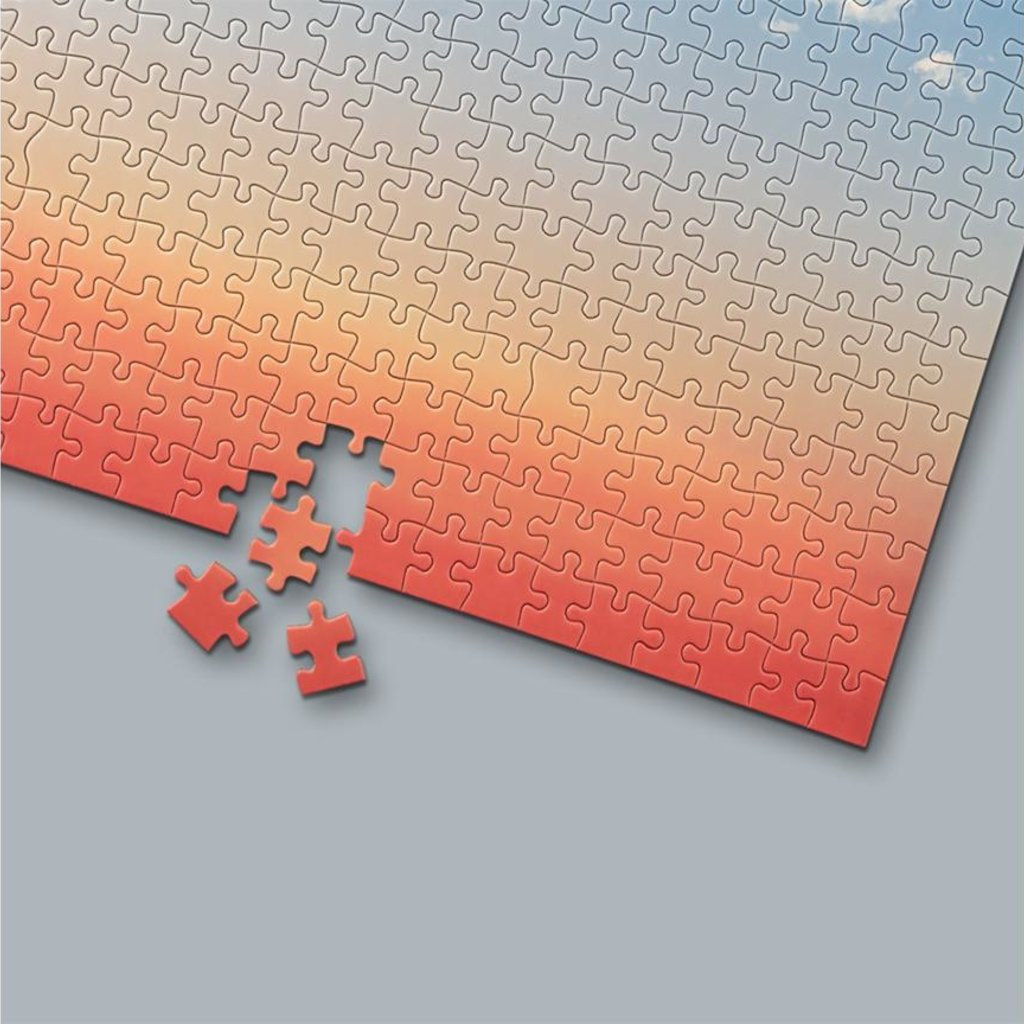 Slate Sky Series 500 Piece Puzzle