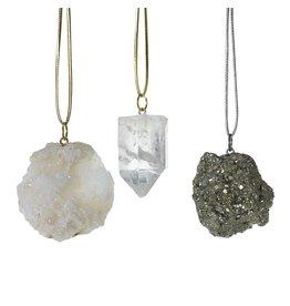 Slate Stone Ornament