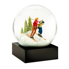 Slate Holiday Snow Globe