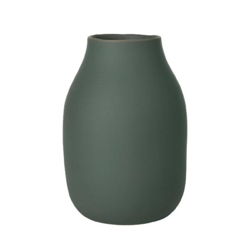 Blomus Matte Porcelain Vase
