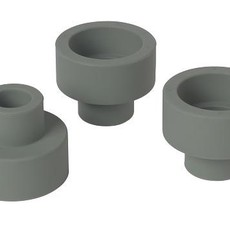 Silicone Candle Holder 2-in-1 (Set of 3)