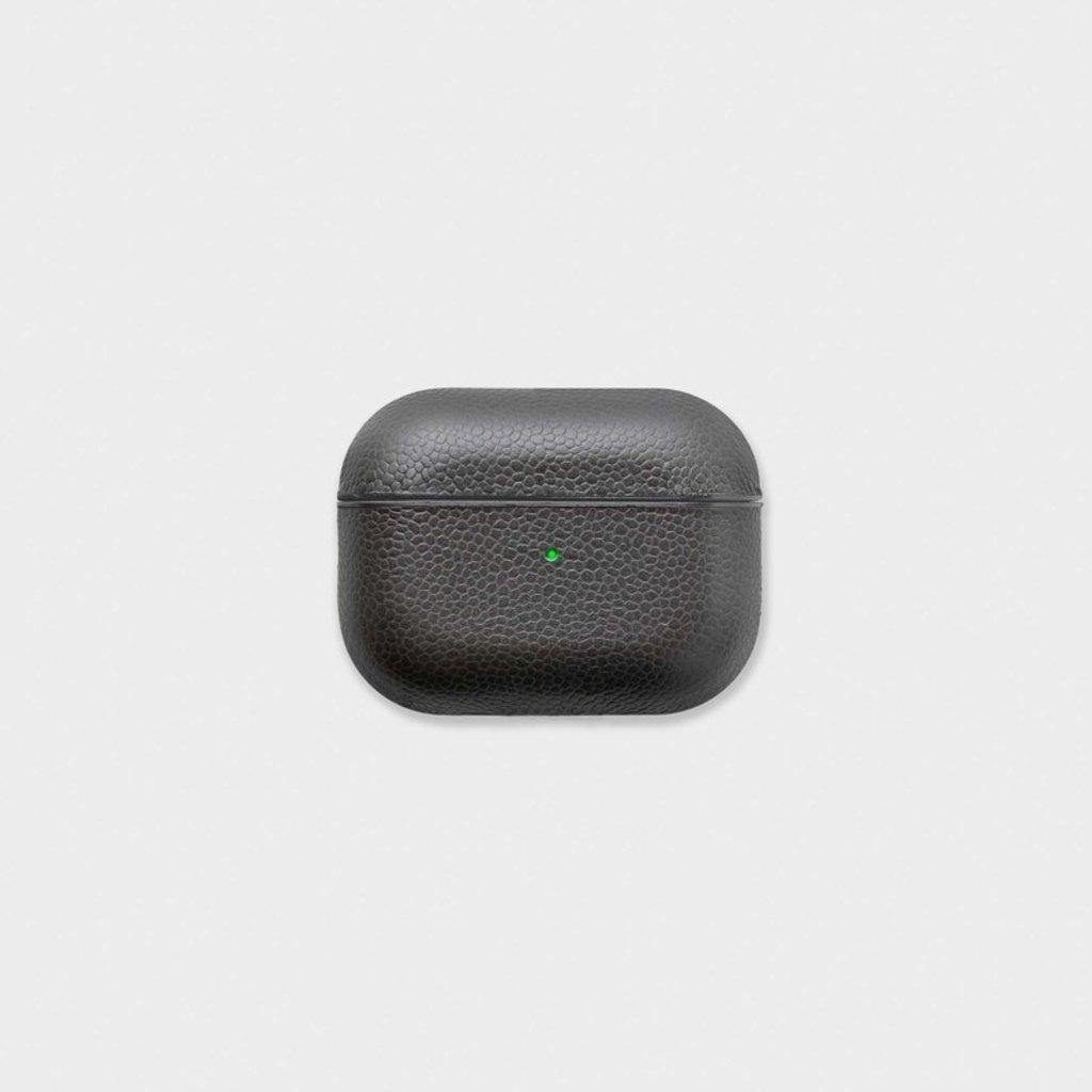 Slate Leather Airpod Case