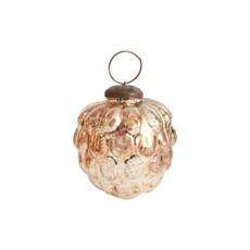Glass Acorn Ornament