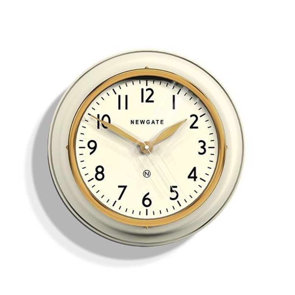 Newgate Cookhouse II Wall Clock